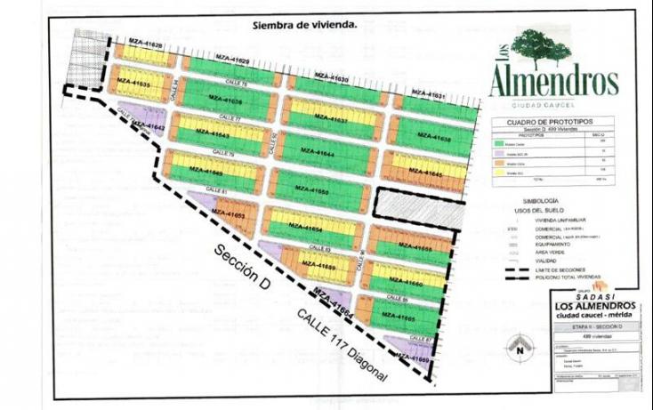 Foto de casa en venta en 59 x 70 662, pedregales de ciudad caucel, mérida, yucatán, 398985 no 09