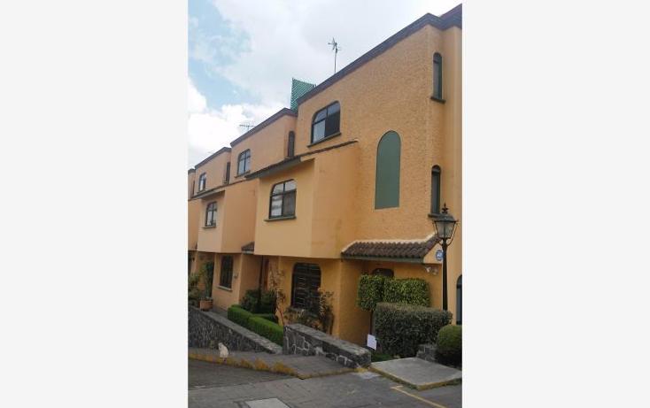 Foto de casa en venta en  592, h?roes de padierna, tlalpan, distrito federal, 1601960 No. 01