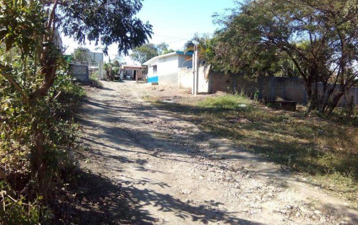 Foto de terreno habitacional en venta en 5a calle sur oriente m13 l11, linda vista, berriozábal, chiapas, 1613352 no 02