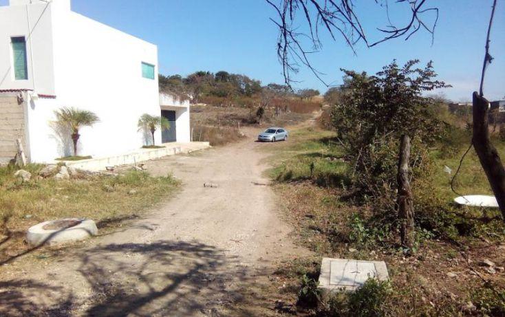 Foto de terreno habitacional en venta en 5a calle sur oriente m13 l11, linda vista, berriozábal, chiapas, 1613352 no 03