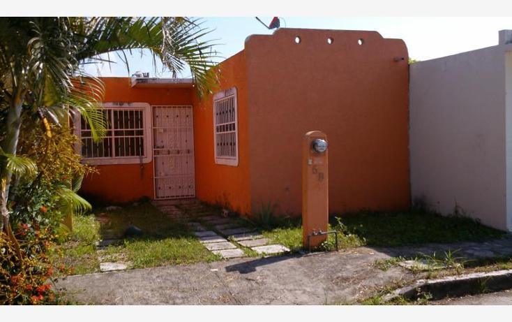 Foto de casa en venta en  5b, puente moreno, medellín, veracruz de ignacio de la llave, 596684 No. 01