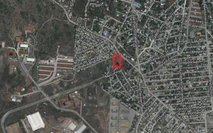 Foto de terreno comercial en venta en  6, 3 de mayo, emiliano zapata, morelos, 602476 No. 03