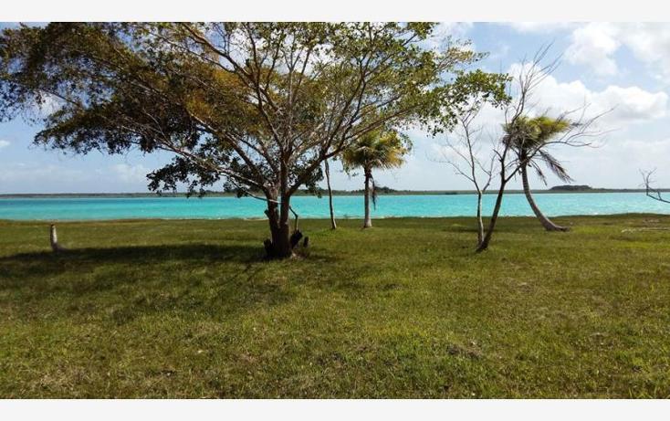 Foto de terreno habitacional en venta en  6, bacalar, bacalar, quintana roo, 1672288 No. 01