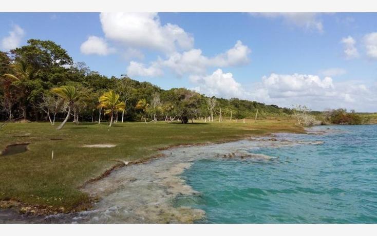 Foto de terreno habitacional en venta en  6, bacalar, bacalar, quintana roo, 1672288 No. 02