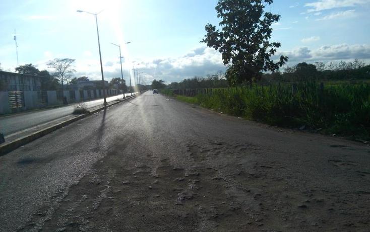 Foto de terreno industrial en renta en  6, cunduacan centro, cunduacán, tabasco, 471551 No. 03