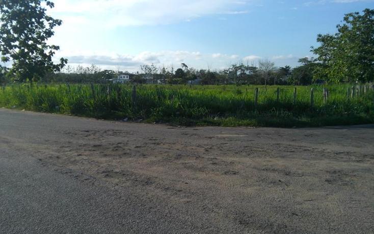 Foto de terreno industrial en renta en  6, cunduacan centro, cunduacán, tabasco, 471551 No. 07