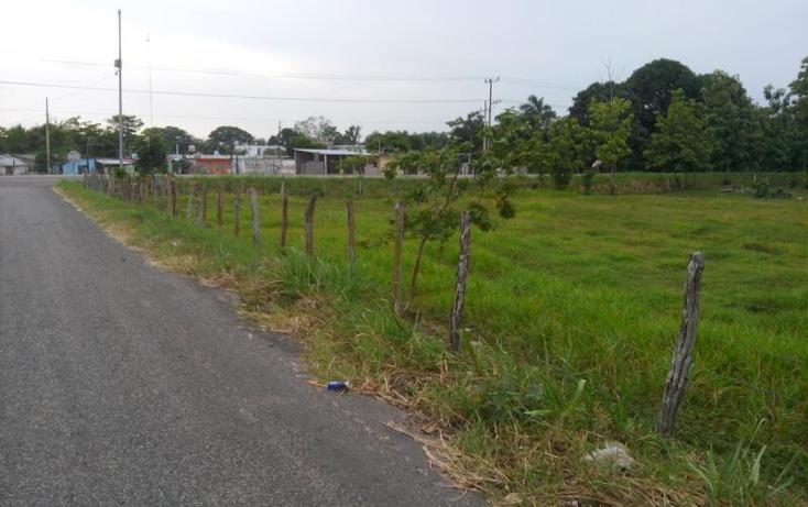 Foto de terreno industrial en renta en  6, cunduacan centro, cunduacán, tabasco, 471551 No. 09