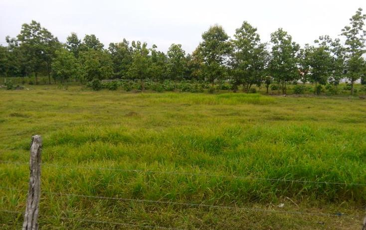 Foto de terreno industrial en renta en  6, cunduacan centro, cunduacán, tabasco, 471551 No. 12