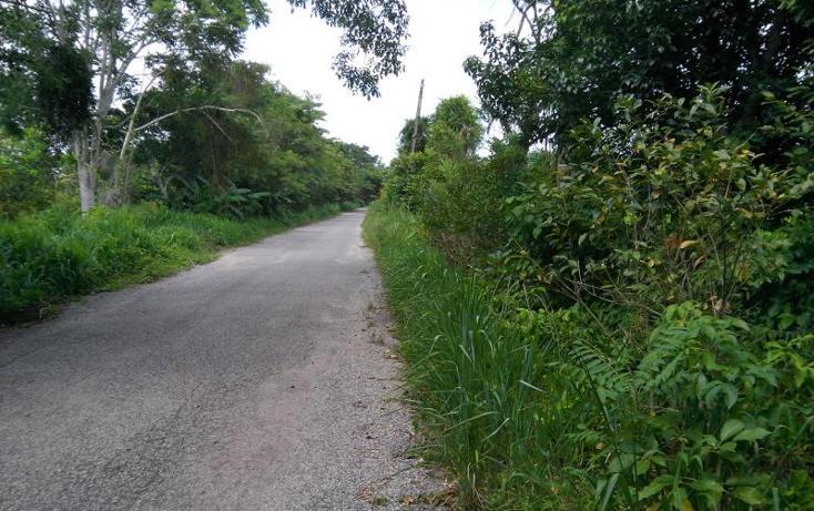 Foto de terreno habitacional en venta en  6, cunduacan centro, cunduacán, tabasco, 516855 No. 03
