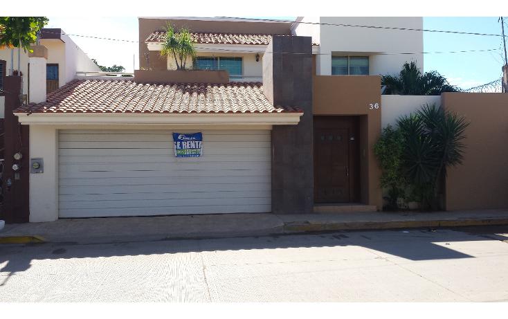Foto de casa en venta en  , 6 de enero, culiacán, sinaloa, 1254895 No. 01
