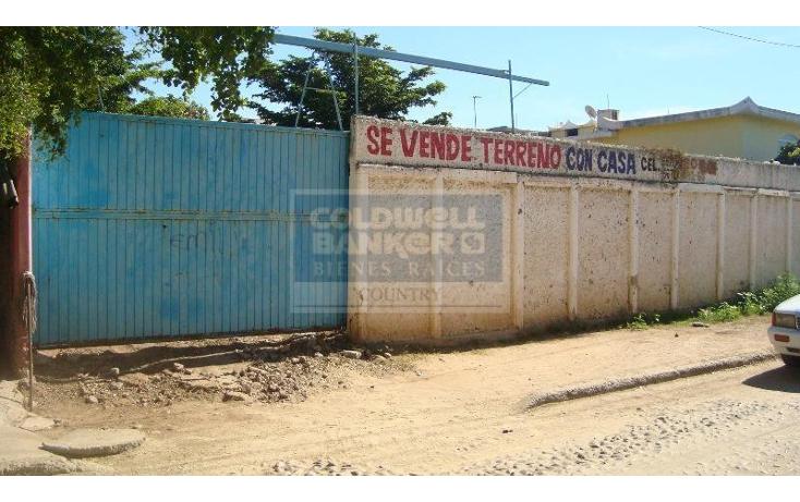 Foto de terreno comercial en venta en  , 6 de enero, culiac?n, sinaloa, 1839258 No. 01