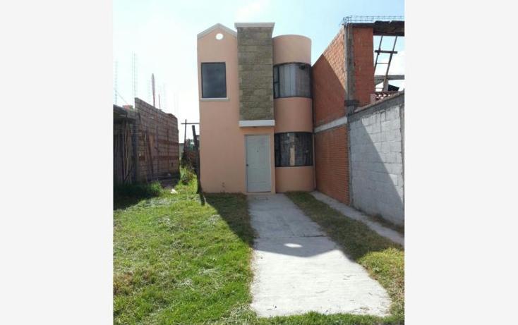 Foto de casa en venta en  6, el pedregal, tetla de la solidaridad, tlaxcala, 2031184 No. 01