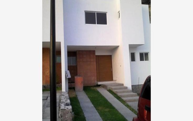 Foto de casa en venta en  6, el pueblito centro, corregidora, querétaro, 1573832 No. 01