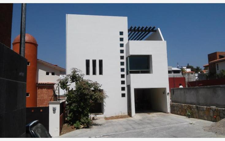 Foto de casa en venta en  6, ixtapita, ixtapan de la sal, méxico, 818237 No. 01