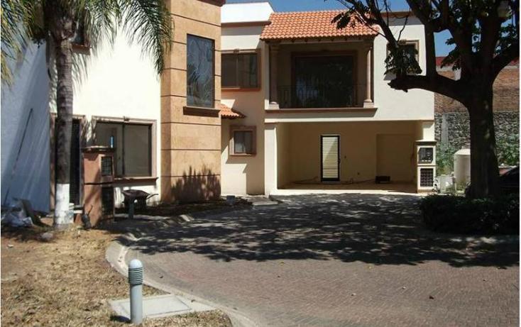 Foto de casa en venta en magnolia 6, jardines de reforma, cuernavaca, morelos, 384671 No. 01