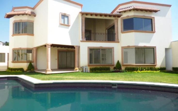 Foto de casa en venta en magnolia 6, jardines de reforma, cuernavaca, morelos, 384671 No. 03