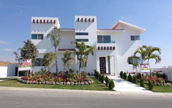 Foto de casa en venta en  6, lomas de cocoyoc, atlatlahucan, morelos, 398068 No. 01