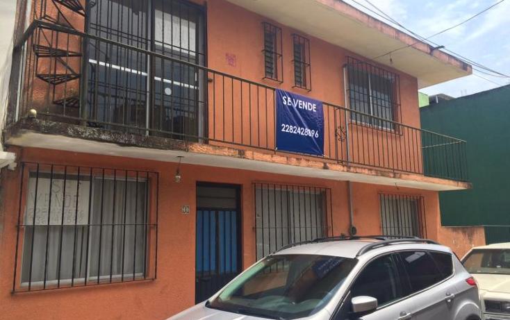 Foto de casa en venta en  6, presa de san bruno, xalapa, veracruz de ignacio de la llave, 1804584 No. 01