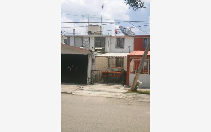 Foto de casa en venta en  6, san antonio, cuautitlán izcalli, méxico, 541186 No. 01