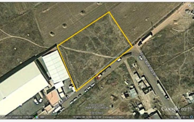 Foto de terreno industrial en venta en  6, sanctorum, cuautlancingo, puebla, 1423793 No. 02