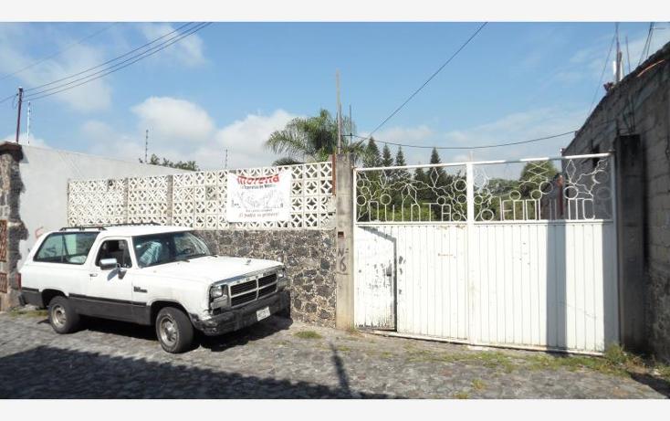 Foto de terreno habitacional en venta en  6, tlaltenango, cuernavaca, morelos, 967551 No. 02
