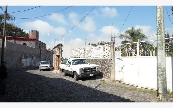 Foto de terreno habitacional en venta en  6, tlaltenango, cuernavaca, morelos, 967551 No. 03