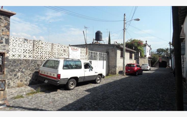 Foto de terreno habitacional en venta en  6, tlaltenango, cuernavaca, morelos, 967551 No. 04