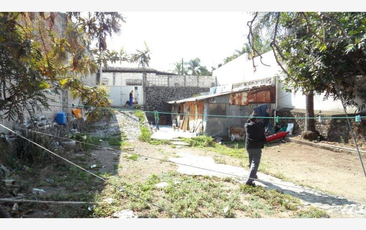 Foto de terreno habitacional en venta en  6, tlaltenango, cuernavaca, morelos, 967551 No. 05