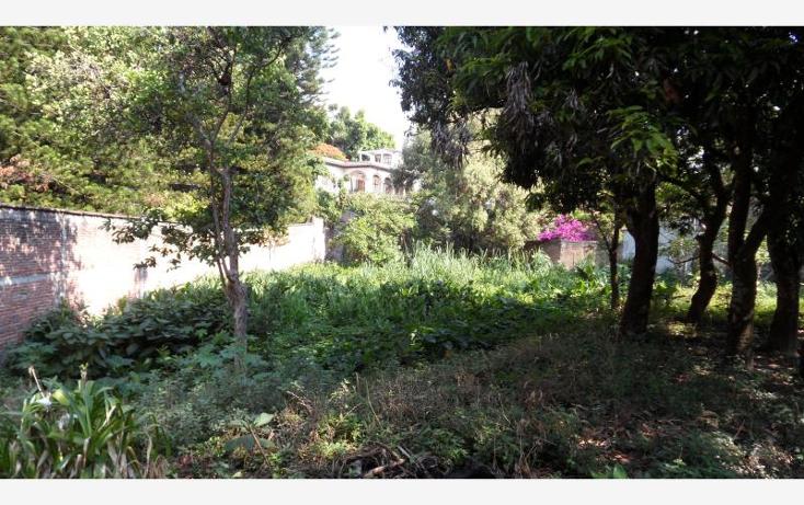 Foto de terreno habitacional en venta en  6, tlaltenango, cuernavaca, morelos, 967551 No. 08