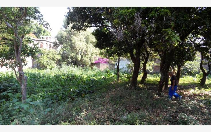 Foto de terreno habitacional en venta en  6, tlaltenango, cuernavaca, morelos, 967551 No. 09