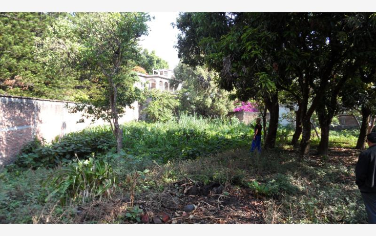 Foto de terreno habitacional en venta en  6, tlaltenango, cuernavaca, morelos, 967551 No. 10