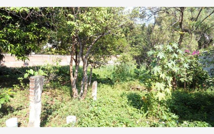 Foto de terreno habitacional en venta en  6, tlaltenango, cuernavaca, morelos, 967551 No. 12