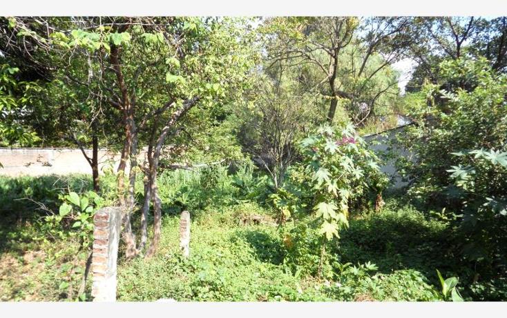 Foto de terreno habitacional en venta en  6, tlaltenango, cuernavaca, morelos, 967551 No. 13