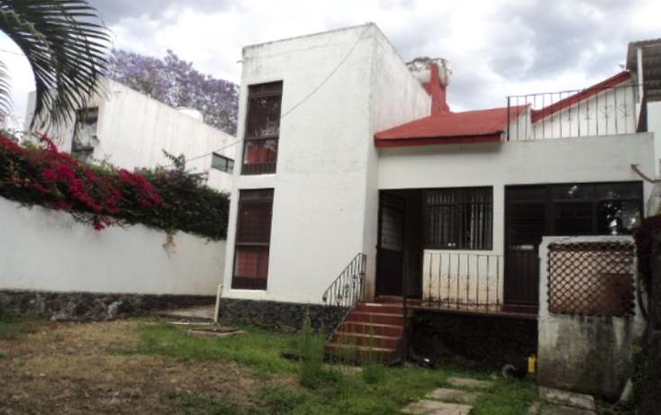 Foto de casa en venta en  6, vista hermosa, cuernavaca, morelos, 1731938 No. 01