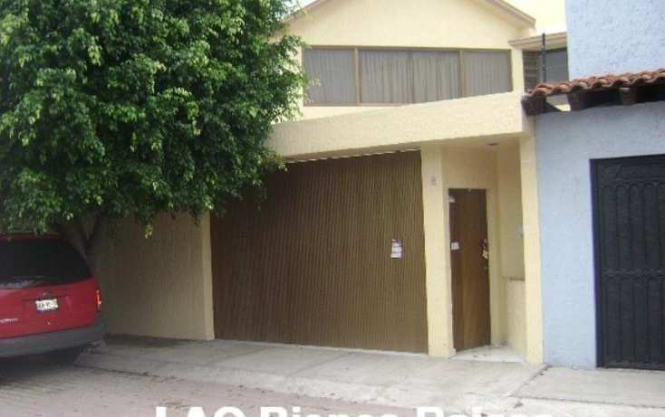 Foto de casa en venta en  60, colinas del cimatario, quer?taro, quer?taro, 728295 No. 01