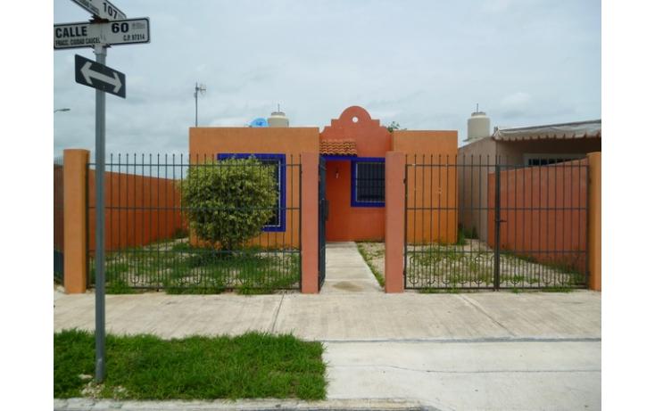 Foto de casa en renta en 60 la herradura 3, cd caucel 893, ciudad caucel, mérida, yucatán, 442606 no 01