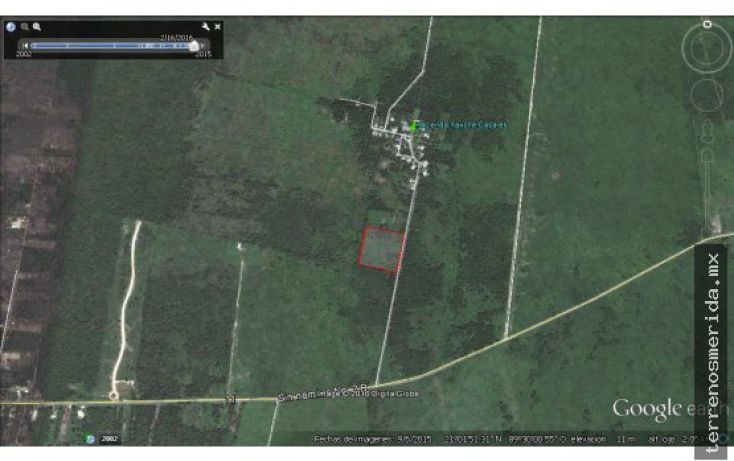 Foto de terreno habitacional en venta en, 60 norte, mérida, yucatán, 2042009 no 02