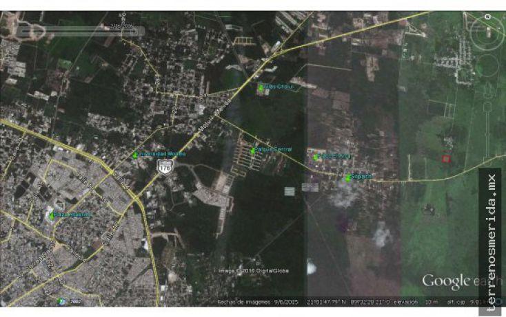 Foto de terreno habitacional en venta en, 60 norte, mérida, yucatán, 2042009 no 03