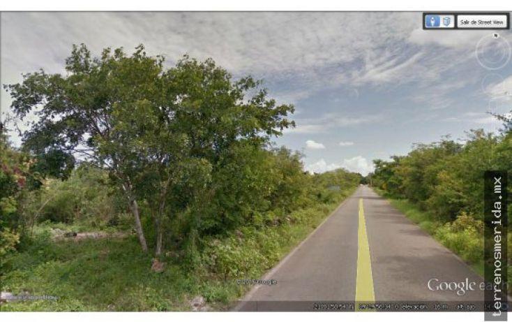 Foto de terreno habitacional en venta en, 60 norte, mérida, yucatán, 2042009 no 04