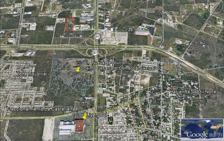 Foto de terreno habitacional en venta en  , 60 norte, mérida, yucatán, 456397 No. 02