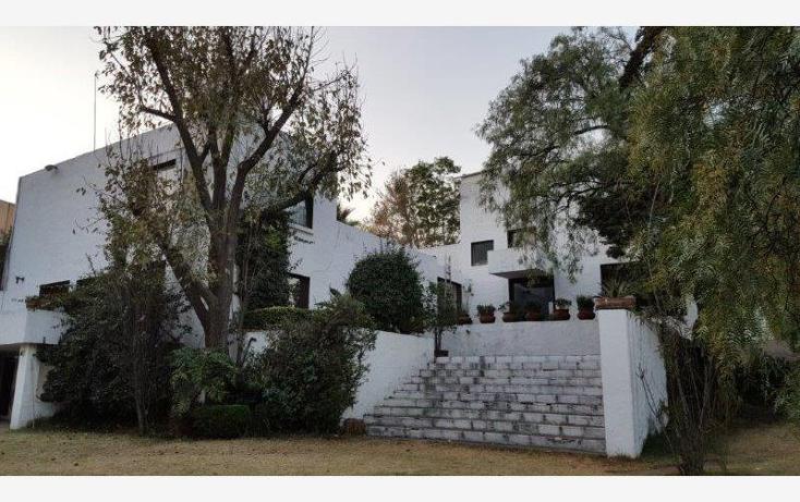 Foto de casa en venta en  600, san jer?nimo l?dice, la magdalena contreras, distrito federal, 1706558 No. 01