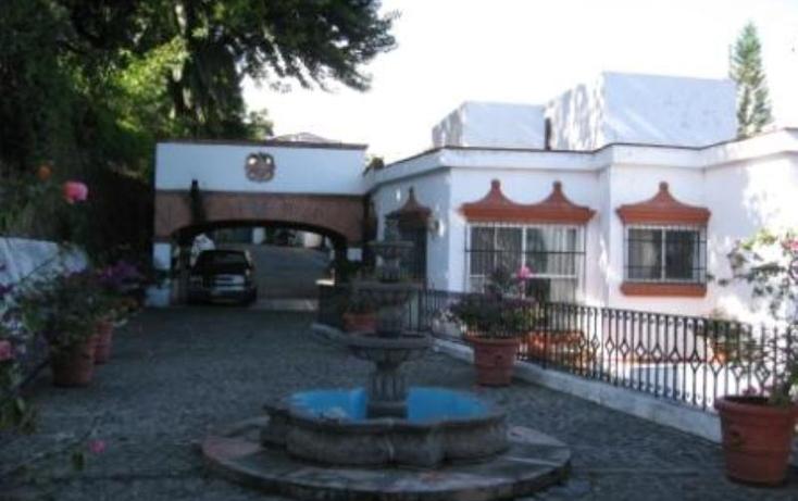 Foto de casa en venta en  600, tlaltenango, cuernavaca, morelos, 385592 No. 02