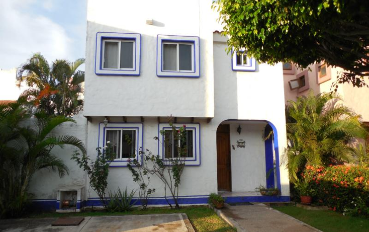 Foto de casa en venta en  6000, quintas del mar, mazatl?n, sinaloa, 1606674 No. 01