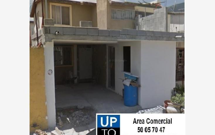 Foto de casa en venta en  602, hacienda los ayala, general escobedo, nuevo león, 1469665 No. 02