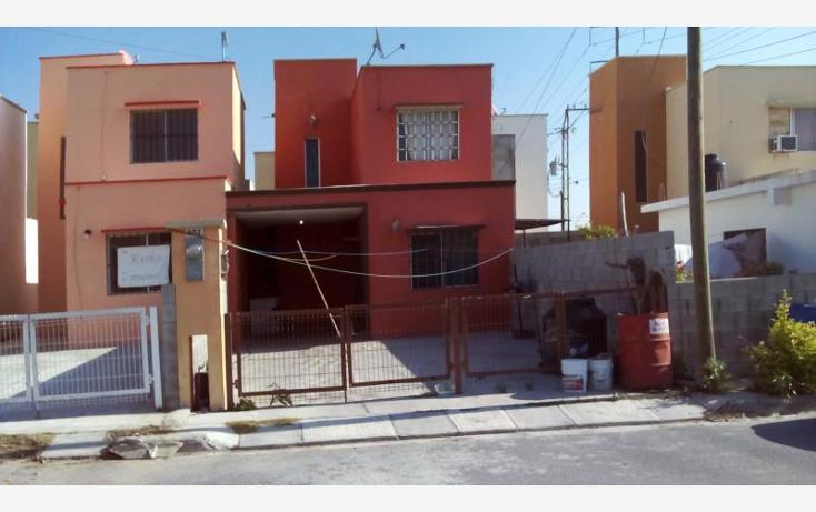 Foto de casa en venta en  602, villa florida, reynosa, tamaulipas, 1740960 No. 01