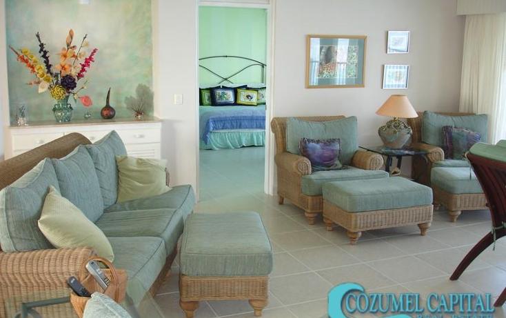 Foto de casa en venta en  602, zona hotelera norte, cozumel, quintana roo, 1124511 No. 01
