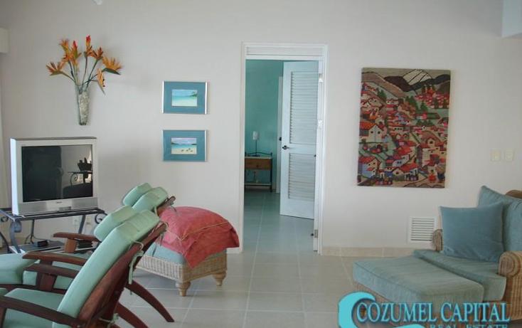 Foto de casa en venta en  602, zona hotelera norte, cozumel, quintana roo, 1124511 No. 02