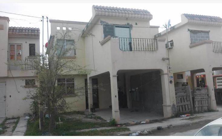 Foto de casa en venta en  603, balcones de alcal?, reynosa, tamaulipas, 1723590 No. 01