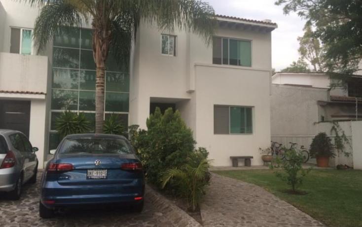 Foto de casa en venta en paseo jurica 605, jurica, querétaro, querétaro, 1989044 No. 01