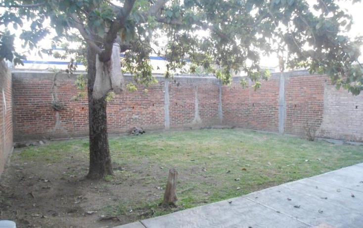 Foto de casa en renta en  605, las reynas, irapuato, guanajuato, 375937 No. 06